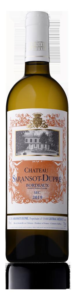 Château Saransot-Dupré blanc sec - Bordeaux blanc sec
